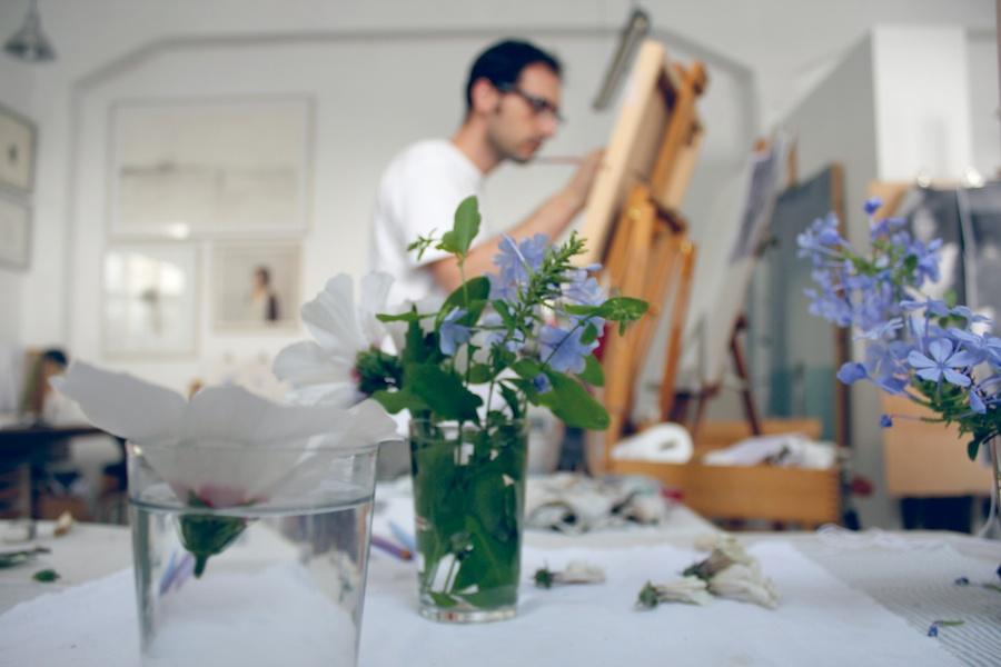 bodegon-pintura-figurativa-realismo-alberto-romero