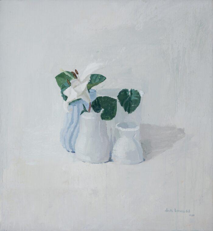 Composición con lilium I