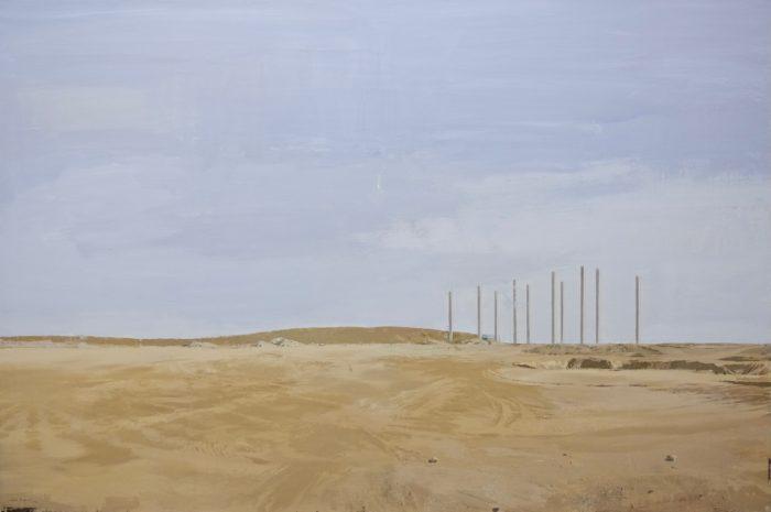 Columnas de hormigón